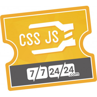 Optimizations files .css and .js